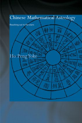 Chinese Mathematical Astrology: Reaching Out to the Stars book cover