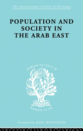 Populatn Soc Arab East  Ils 68