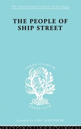 The People of Ship Street: 1st Edition (Paperback) book cover