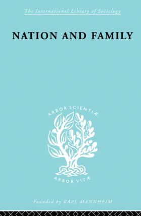 Nation&Family:Swedish Ils 136: 1st Edition (Paperback) book cover