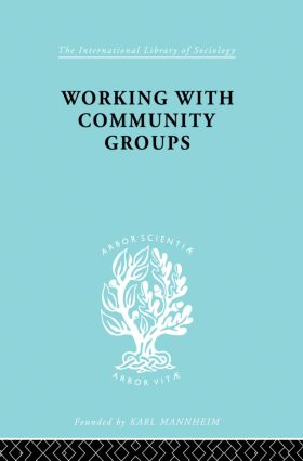 Working Comm Groups Ils 198: 1st Edition (Paperback) book cover