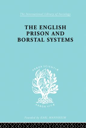 English Pris&Borstal Ils 205: 1st Edition (Paperback) book cover
