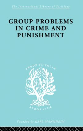 Group Problems in Crime and Punishment