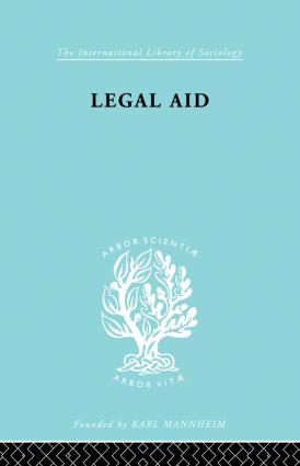 Legal Aid Ils 210: 1st Edition (Paperback) book cover