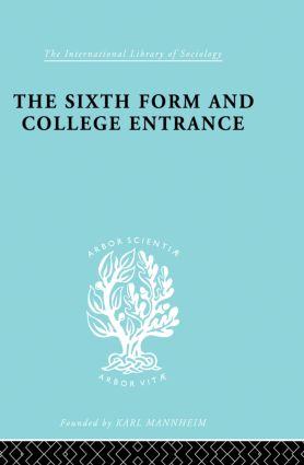 Sixth Form&Coll Entrnc Ils 234