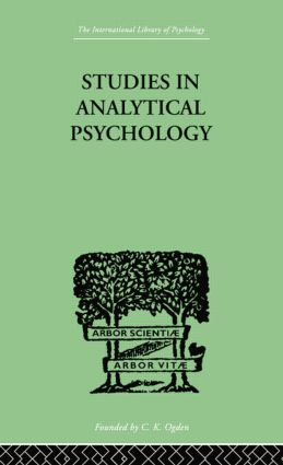 Studies in Analytical Psychology (Paperback) book cover