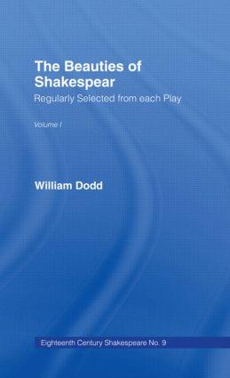 Beauties of Shakespeare Cb