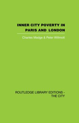 Inner City Poverty in Paris and London