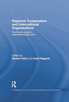 Regional Cooperation and International Organizations