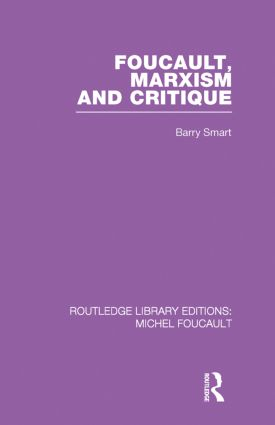 Foucault, Marxism and Critique book cover