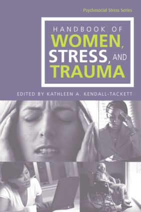 Handbook of Women, Stress and Trauma book cover