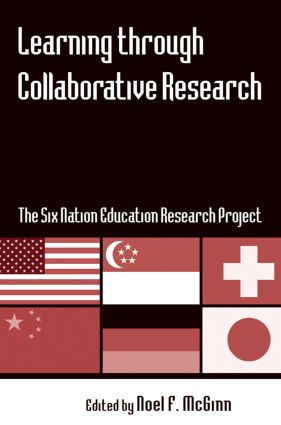 Learning through Collaborative Research: The Six Nation Education Research Project (Paperback) book cover