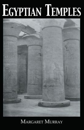 Egyptian Temple: 1st Edition (Paperback) book cover