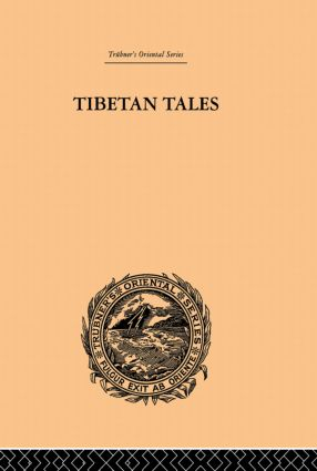 Tibetan Tales Derived from Indian Sources