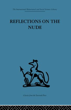 Reflections on the Nude (Paperback) book cover