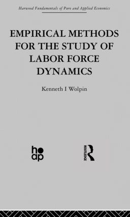 Empirical Methods for the Study of Labour Force Dynamics