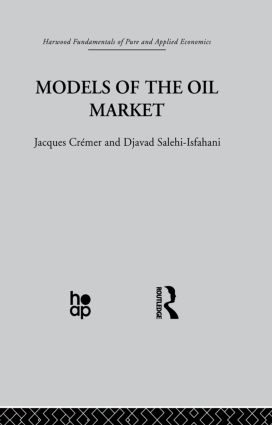 Models of the Oil Market