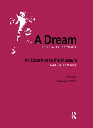 A Dream (Paperback) book cover