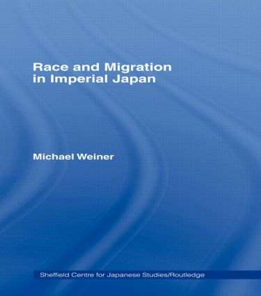 Race and Migration in Imperial Japan book cover