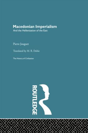 Macedonian Imperialism (Paperback) book cover
