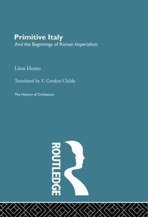 Primitive Italy: 1st Edition (Paperback) book cover