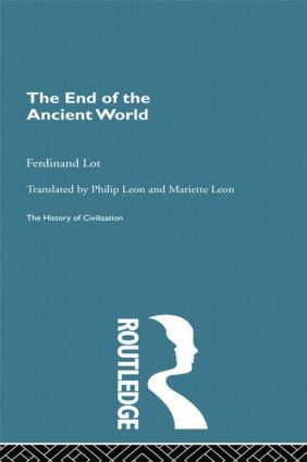 The End of the Ancient World (e-Book) book cover