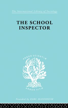 School Inspector Ils 233 book cover