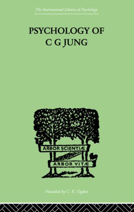 Psychology of C G Jung: 1st Edition (Paperback) book cover