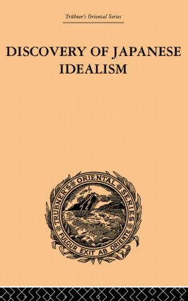Discovery of Japanese Idealism: 1st Edition (Paperback) book cover