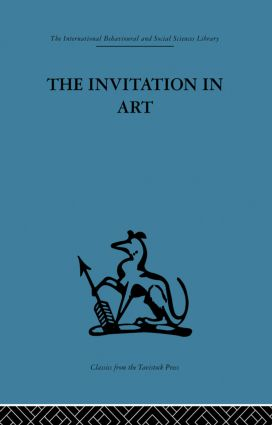 The Invitation in Art (Paperback) book cover