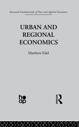 Urban and Regional Economics: Marxist Perspectives, 1st Edition (e-Book) book cover