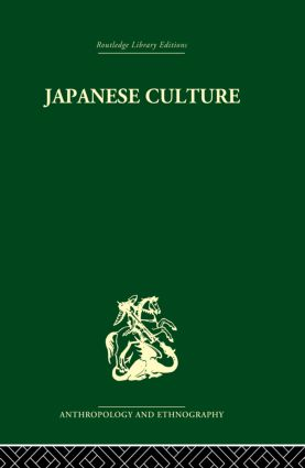 Japanese Culture: Its Development and Characteristics (Paperback) book cover