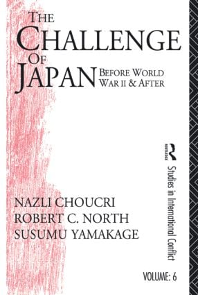 Challenge of Japan Before World War II: 1st Edition (Paperback) book cover