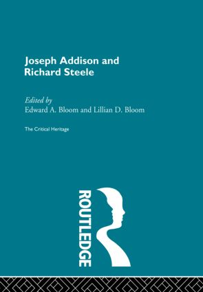Joseph Addison and Richard Steele