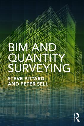 BIM and Quantity Surveying: 1st Edition (Paperback) book cover