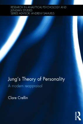 Jung's Theory of Personality: A modern reappraisal (Hardback) book cover