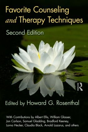 Favorite Counseling and Therapy Techniques, Second Edition: 2nd Edition (Paperback) book cover