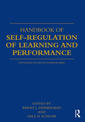 Handbook of Self-Regulation of Learning and Performance (Paperback) book cover