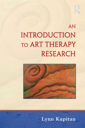 An Introduction to Art Therapy Research (Hardback) book cover