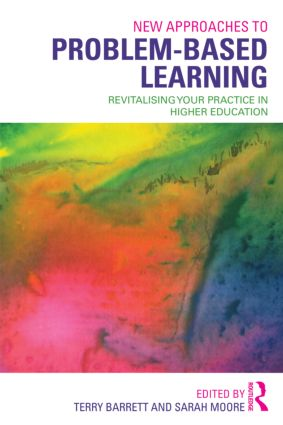 New Approaches to Problem-based Learning: Revitalising Your Practice in Higher Education (Paperback) book cover