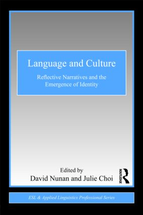 Language and Culture: Reflective Narratives and the Emergence of Identity (Paperback) book cover