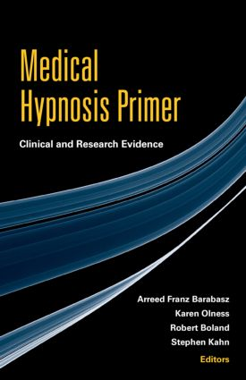 Medical Hypnosis Primer: Clinical and Research Evidence (e-Book) book cover