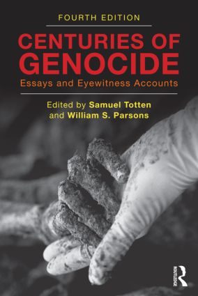Centuries of Genocide: Essays and Eyewitness Accounts book cover