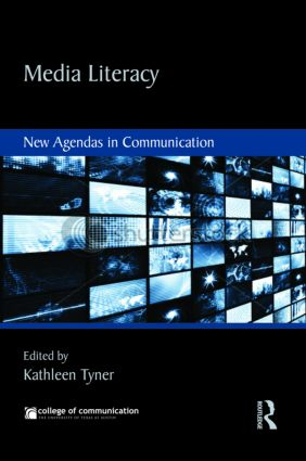 Media Literacy: New Agendas in Communication, 1st Edition (Paperback) book cover