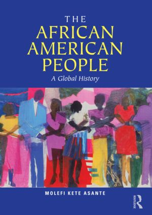The African American People: A Global History (Paperback) book cover