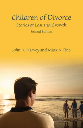 Children of Divorce: Stories of Loss and Growth, Second Edition, 2nd Edition (Paperback) book cover