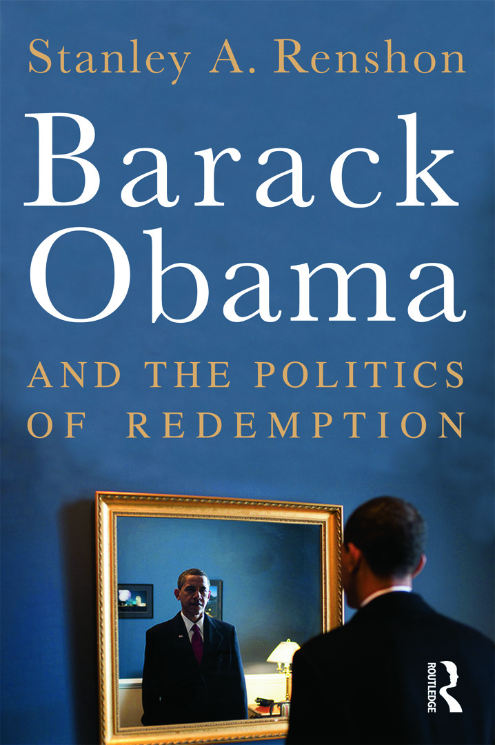Barack Obama and the Politics of Redemption (Paperback) book cover