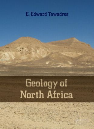 Geology of North Africa (Hardback) book cover
