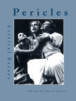 Pericles: Critical Essays book cover