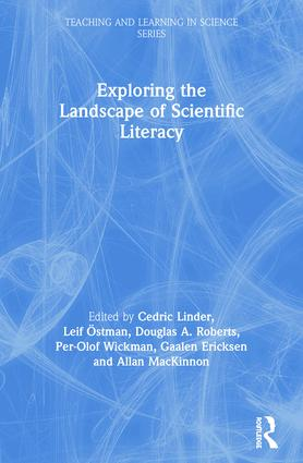 Exploring the Landscape of Scientific Literacy book cover